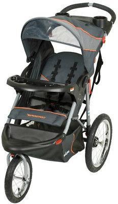 Baby Jogger Stroller Steel Plastic Front Swivel Terrain Bicy