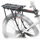 Back Rear Bag Pannier Rack Alloy Bike Bicycle Seat Post Fram