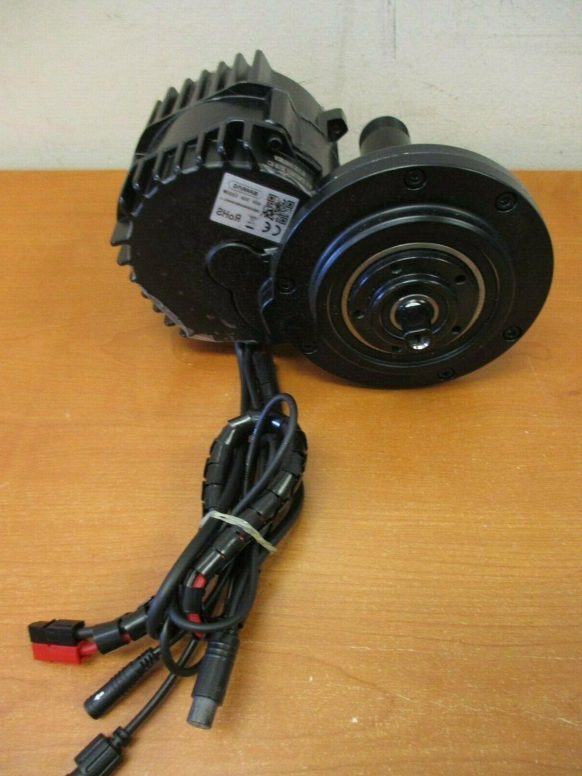 Luna Bafang BBSHD 750W Mid Electric Bike Motor Kit