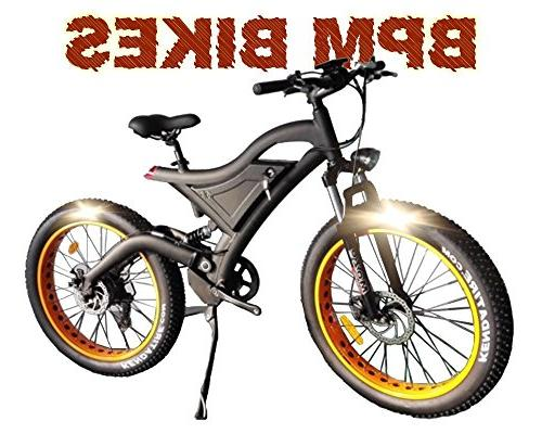 Fat Electric Bike 48v