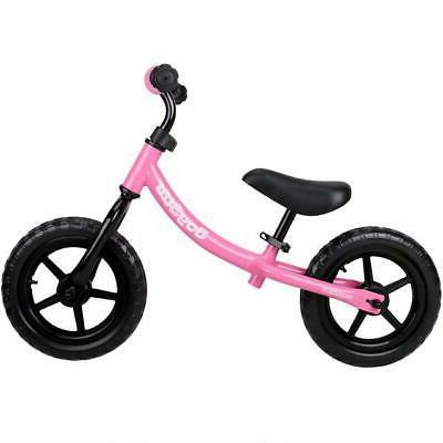 12 Balance Bike Ultralight Kids Bicycle 1-3