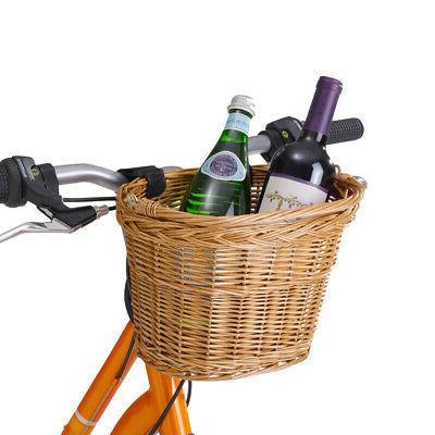 bicycle basket teen home picnic