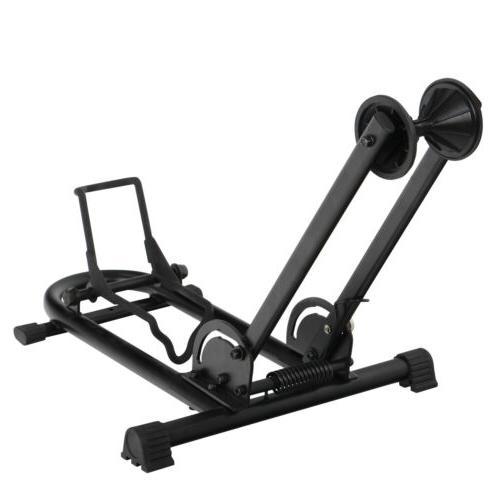 "Bicycle Floor Display Rack Holder Treated Max 2.6"""