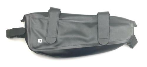 bicycle bike frame bag water resistant black
