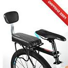 Bicycle Child Carrier Chair Seat Infant Kids Cycle Ride Bike
