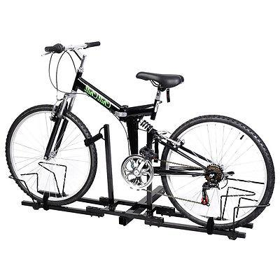 Heavy Duty Bike Bicycle Hitch Carrier Platform SUV