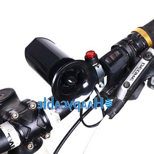 New Bicycle Cycling Electronic 6 Sound Loud Siren Horn Bell