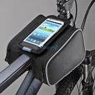 Bicycle Double Bag - Mountain Bike Frame / Front Tube / Hand