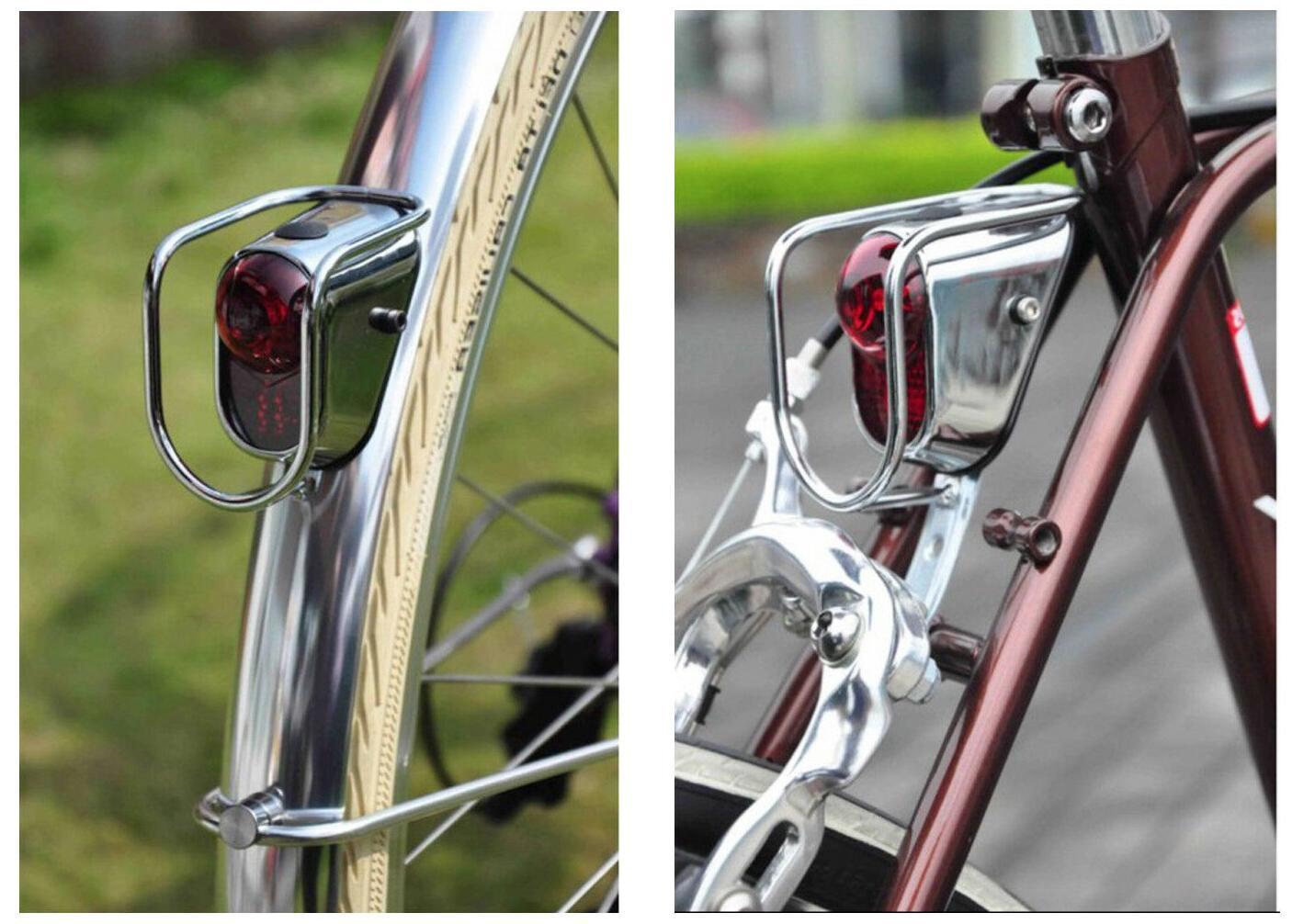 bicycle fender light vintage bike tail light