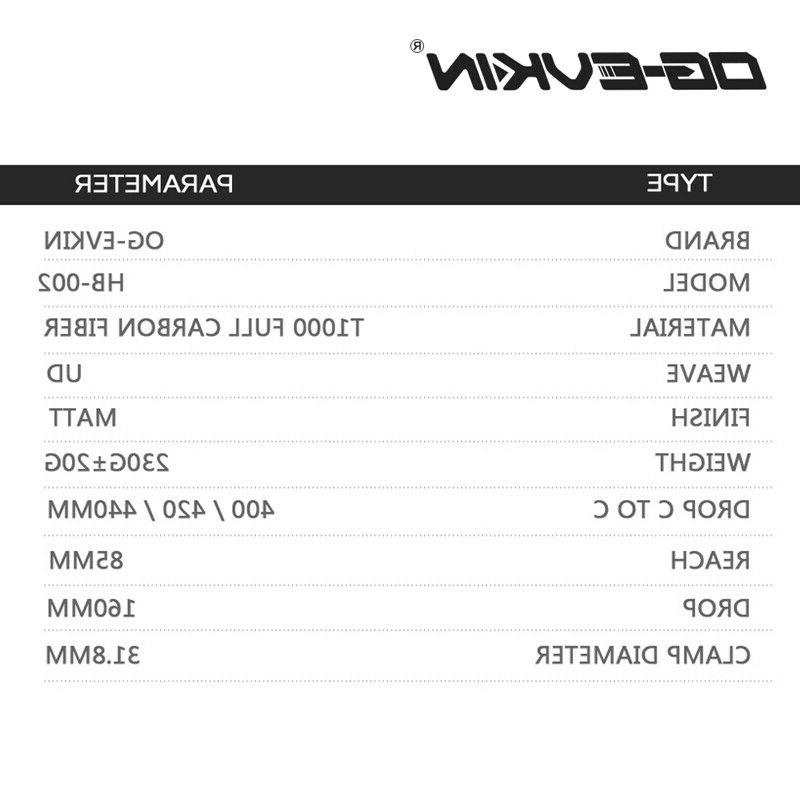 Bicycle Handlebar Stems MTB Racing Drop 31.8x400/420/440mm