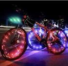 LED 20 Flash Lights Bicycle Motorcycle Bike Tire Wheel Valve
