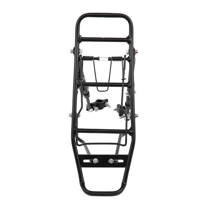 Bike MTB Rack Mount Pannier Carrier Shelf
