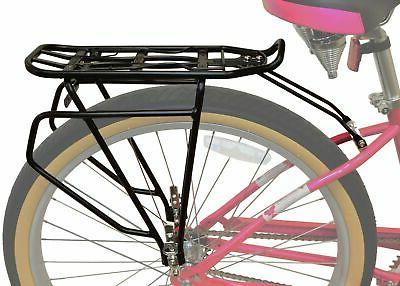 bicycle rear frame mounted cargo