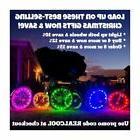 Bicycle Tire Frame Lights LED Safe Flashing Mode Compact Des