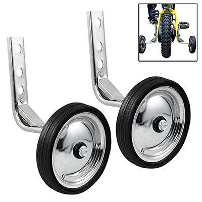 "Adjustable Adult Bicycle Bike Training Wheels Fits 12""/ 14""/"