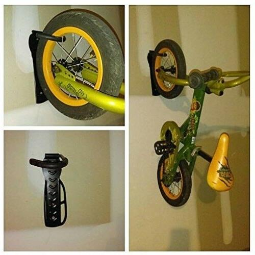 Bicycle Hook Holder Stand Storage Shed