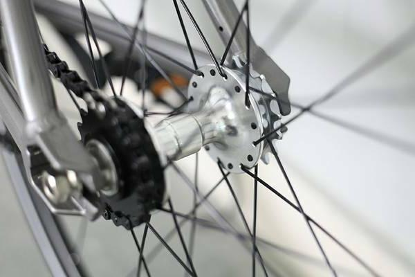Airtrack Bike Bicycle Single Speed Gear Fixie 53 cm