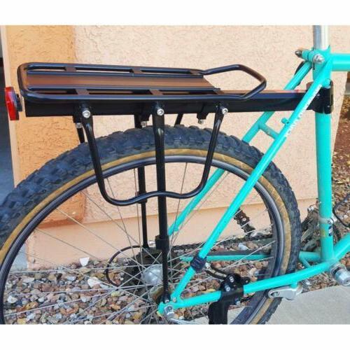 Rear Bike Heavy Duty Alloy 110 Capacity w/ Quick