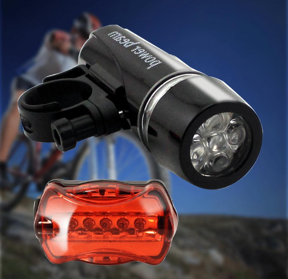 Bike LED Rear Front Lamp