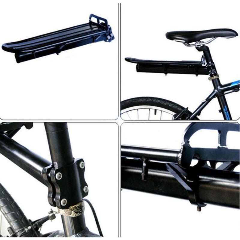 Bike Beam Rack Rear Bicycle Seatpost Rack