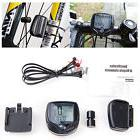 Bike LCD Digital Computer Speedometer Cycling Wireless Odome
