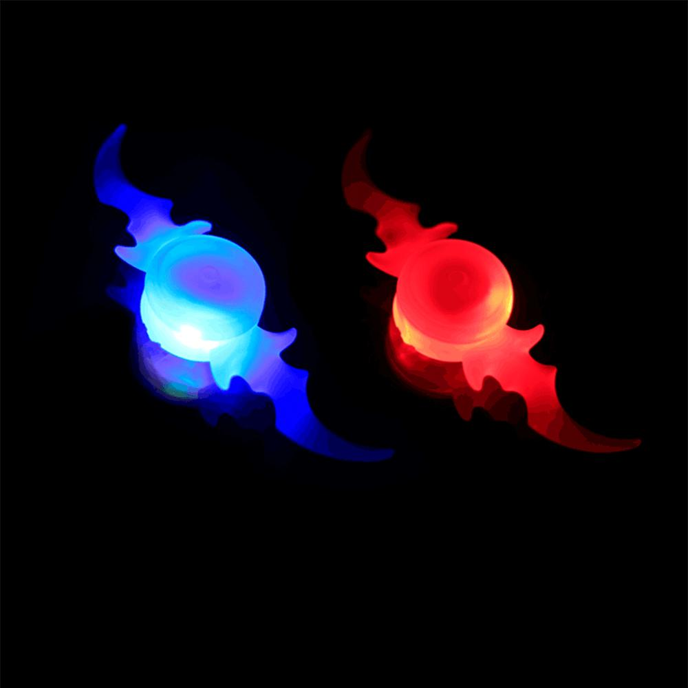 Bike Light Spoke Wire Silicone LED Colorful USA