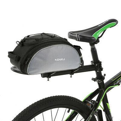 Universal Bicycle Rack Aluminum Cycling Cargo