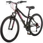 """Girls Bike Mountain Bicycle Mongoose 24"""" Shimano Alloy Rim K"""