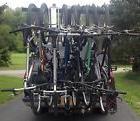 Bike Rack Hitch Mounted 4, 5, 6, 7, 8 Bikes