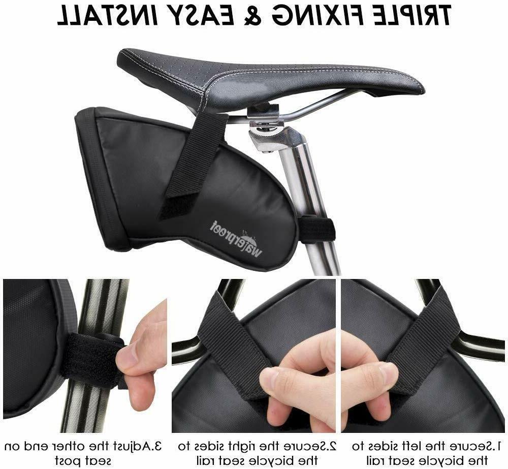 Bike Bicycle Saddle 120 Pump Tool