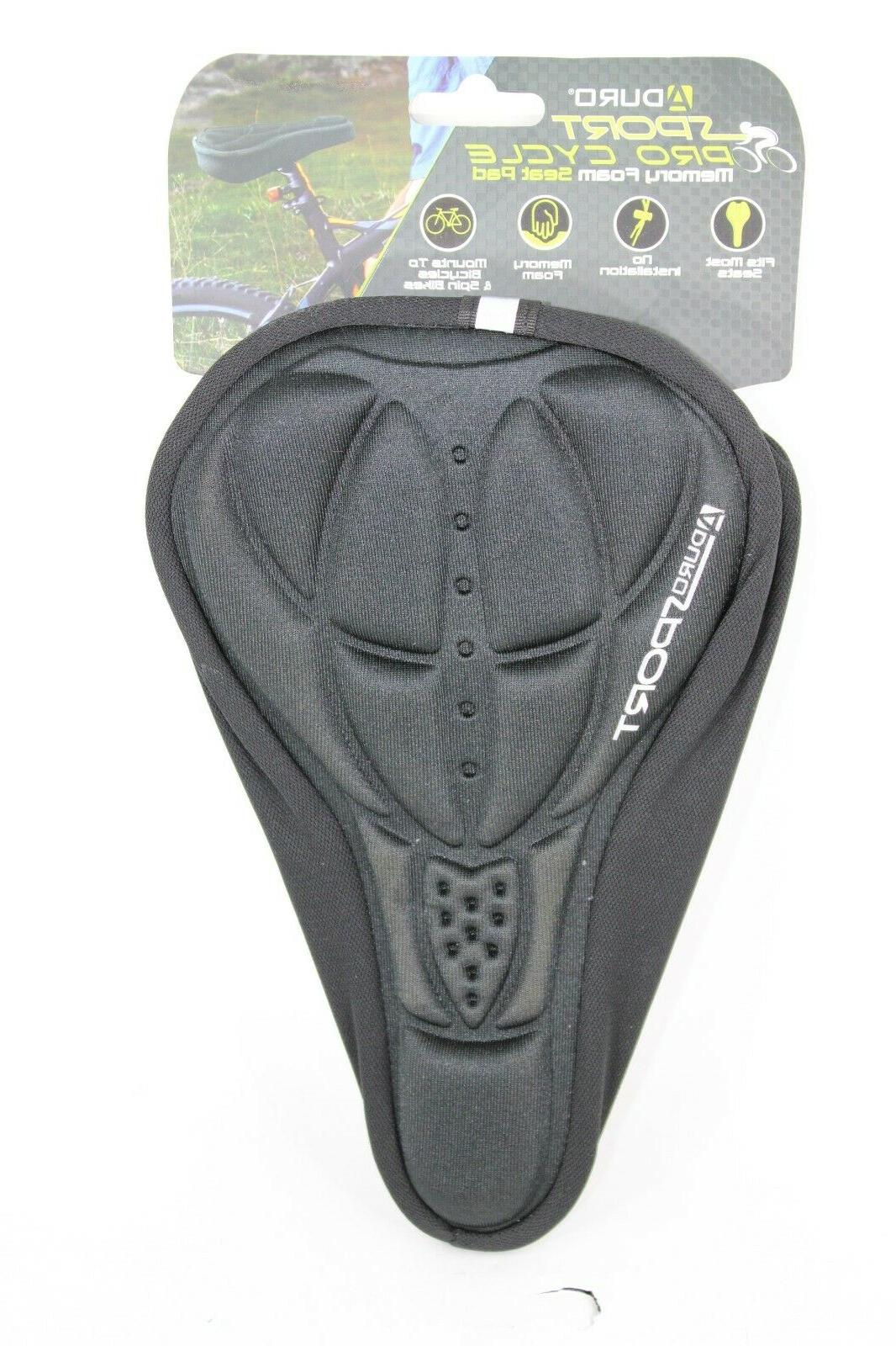 Sport Bike Seat Cushion Cover Pad With Memory Foam For Bicyc