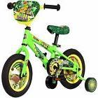 Boys Bike 12-inch Teenage Mutant Ninja Turtles Training Whee