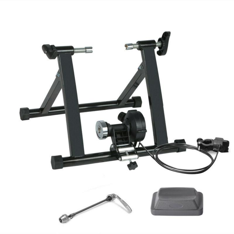 Bike Trainer Stand Magnetic Bicycle Stationary Stand For Ind