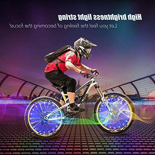 Bodyguard Bike Wheel Lights,Automatic and Bicycle Wheel Light LED