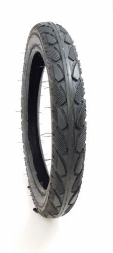 "Black 14 X 2.125 BMX BIKE BICYCLE TIRE 14"" INCH NEW"
