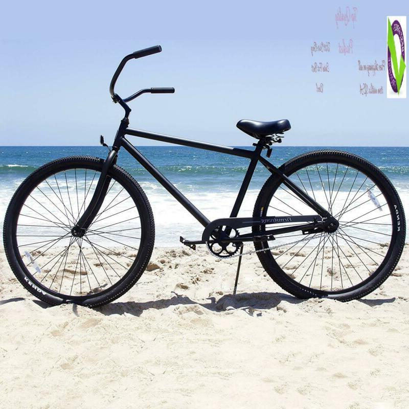 Firmstrong Single Speed Beach Bicycle, Matte B