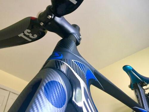 Blue Competition Lehigh Track Bike Complete Bike