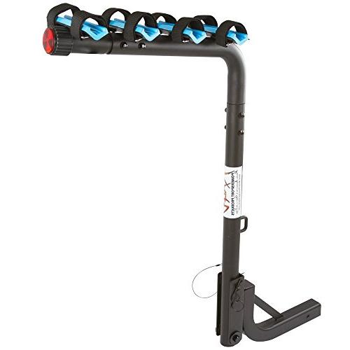 3-Bike Blue Devil Hitch Mounted Bicycle Carrier Rack