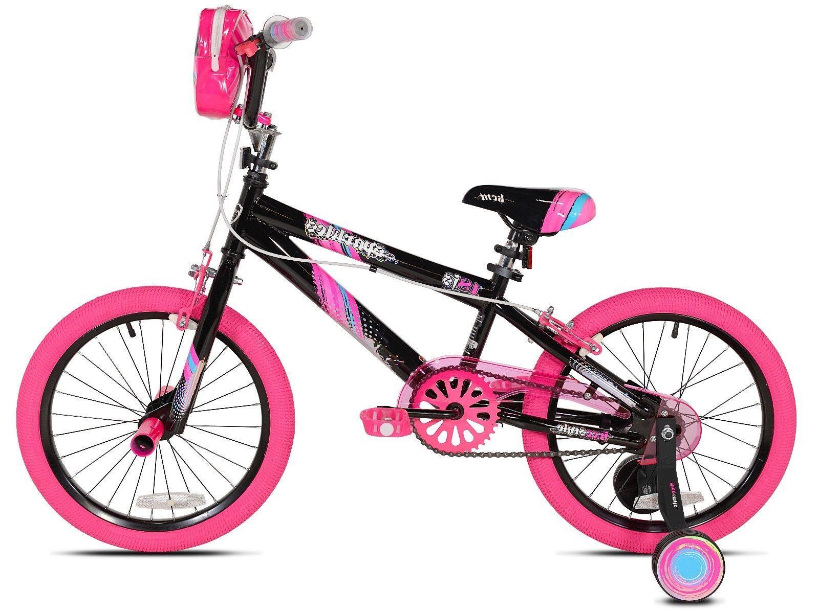 Bmx Bikes For Girls 18 Inch Balance With Training Wheels 1 S