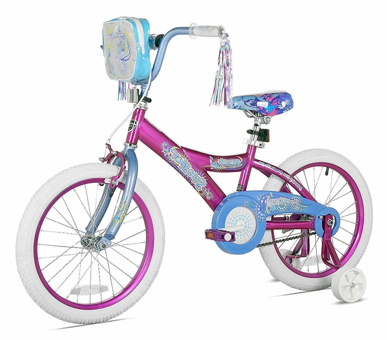 Bmx Bikes For Girls Training Wheels Balance Bicycle 4 Year O