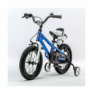 RoyalBaby Freestyle Bike, 12 Blue