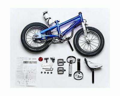 RoyalBaby BMX Bike, Blue