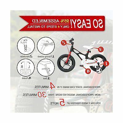 RoyalBaby BMX Freestyle Bike, Blue