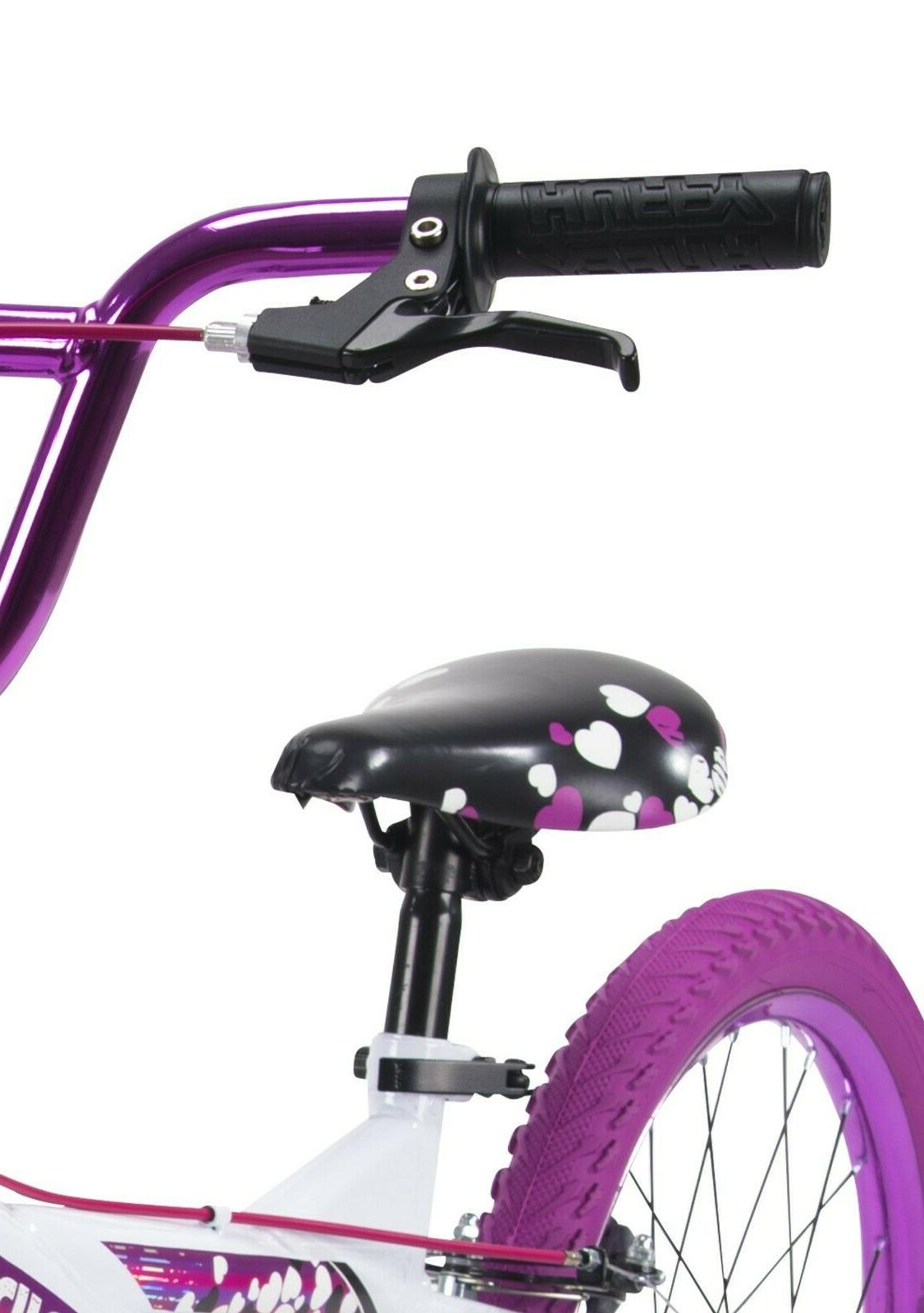 Huffy BMX Bike Jazzmin 20 Metallic Purple NEW