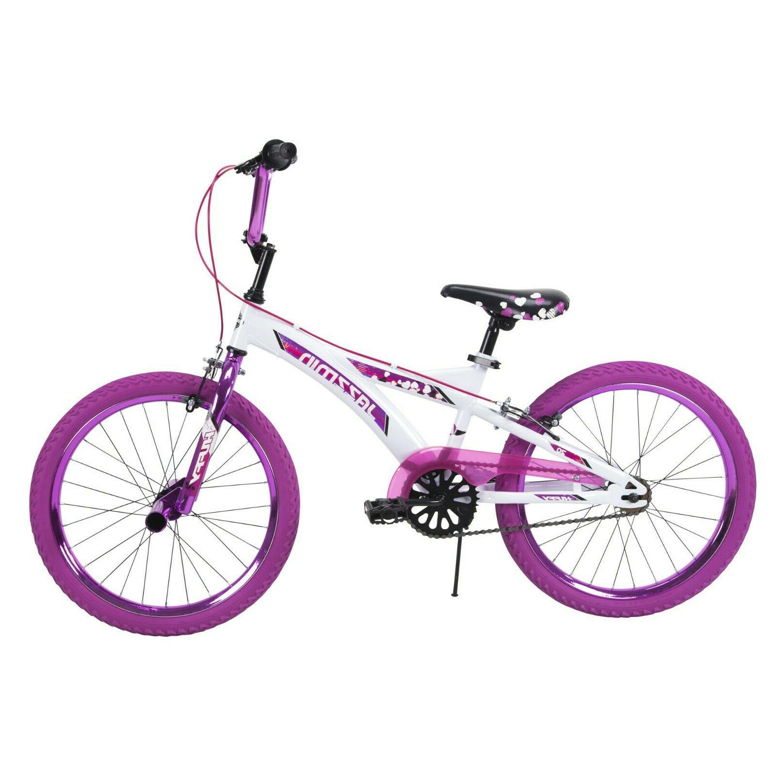 Huffy BMX Girls Jazzmin Inch, Purple NEW