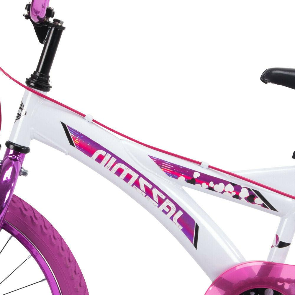 Huffy BMX Girls Bike Jazzmin Purple