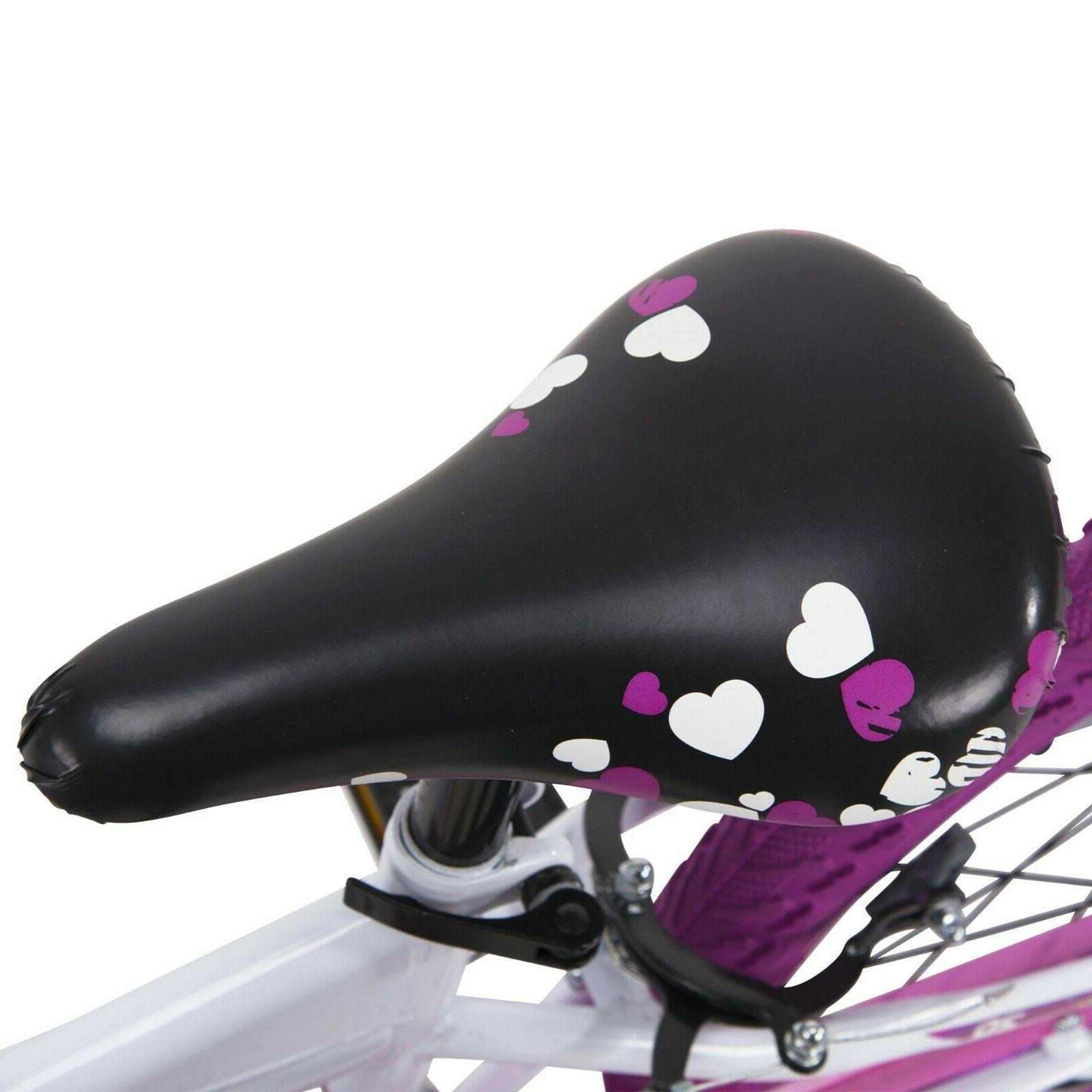 Huffy BMX Jazzmin 20 Inch, Purple