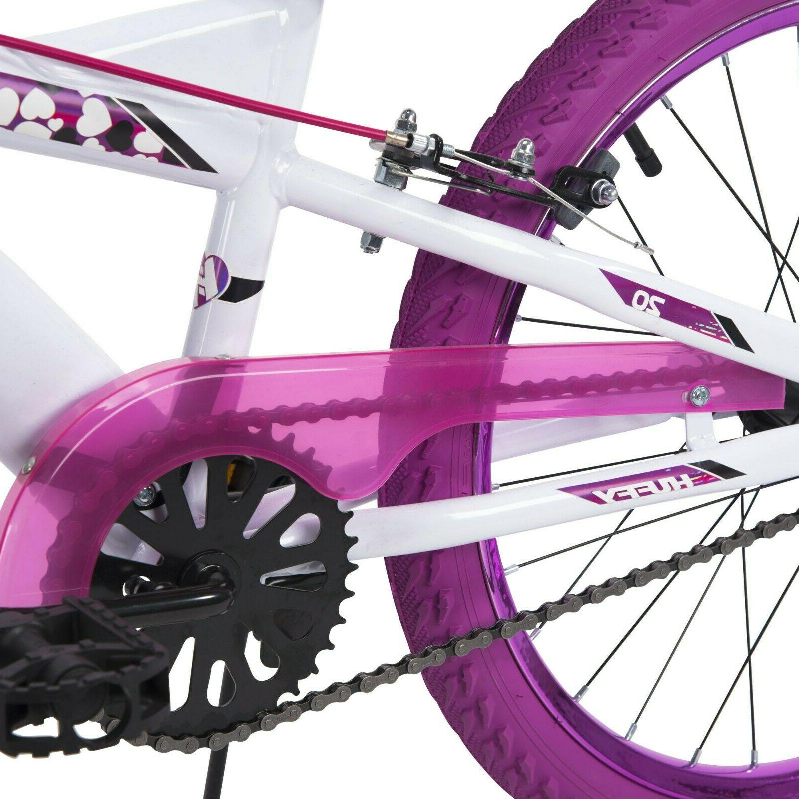Huffy BMX Girls Bike Jazzmin 20 Purple NEW