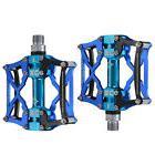ROCKBROS BMX MTB Road Bike Pedals Platform Aluminum Alloy 9/