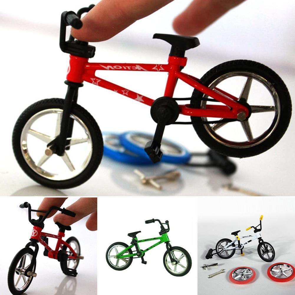 BMX Plastic bmx <font><b>Bike</b></font> Functional Kids Bicycle <font><b>Bike</b></font> Finger <font><b>Bike</b></font> 12.5*<font><b>9</b></font>*4.5cm